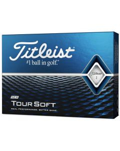 Golf Balls Titleist Tour Soft White Box