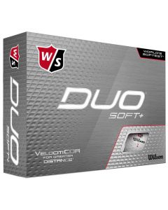 Golf Balls Wilson Staff Duo Soft Plus Golf Balls Box
