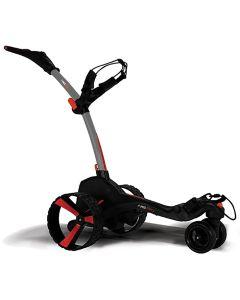 Golf Cart Mgi Zip X3 Lithium Electric Golf Caddy Grey