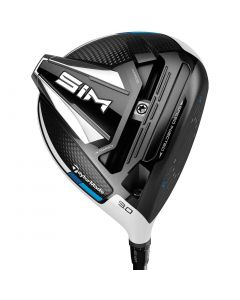 Golf Driver Taylormade Sim Driver Angle_1
