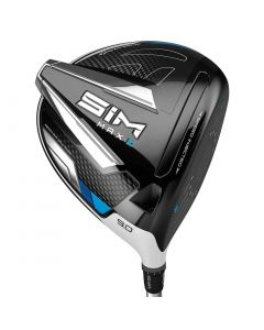 Golf Driver Taylormade Sim Max D Driver Angle