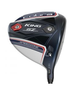 Golf Drivers Cobra Speedzone Pars And Stripes Driver Hero