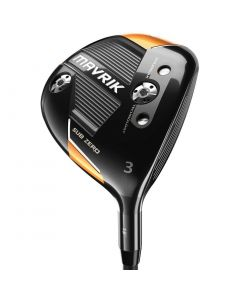Golf Fairway Wood Callaway Mavrik Sub Zero Fairway Wood Hero