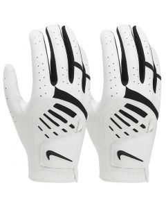 Golf Glove Nike Dura Feel Ix Glove 2 Pack Top