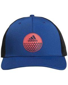 Golf Hat Adidas Globe Trucker Hat Dark Marine Navy