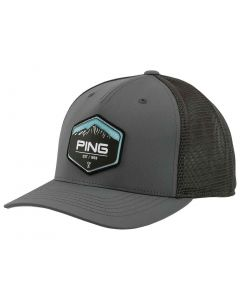 Golf Hat Ping Summit Patch Slate
