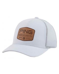 Golf Hat Ping Tg Patch White
