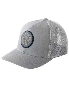 Golf Hat Travismathew The Patch Hat Grey