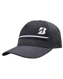 Golf Headwear Bridgestone Conquer Hat Navy