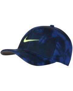 Golf Headwear Nike Aerobill Classic99 Fog Hat Deep Royal Front