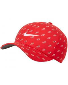 Golf Headwear Nike Aerobill Classic99 Hat University Red