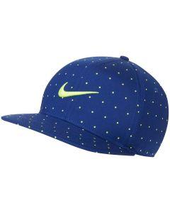 Golf Headwear Nike Aerobill Printed Dot Hat Deep Royal