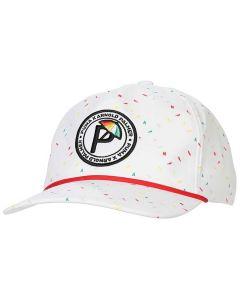 Golf Headwear Puma N1ap Rope Hat White