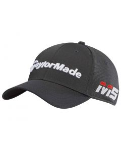 Golf Headwear Taylormade Lifestyle Tour Cage Hat Graphite