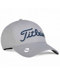 Golf Headwear Titleist Performance Ball Marker Legacy Hat Grey Navy