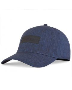 Golf Headwear Titleist Performance Heather Patch Hat Navy