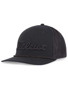 Golf Headwear Titleist West Coast Black Hat Sunset Strip