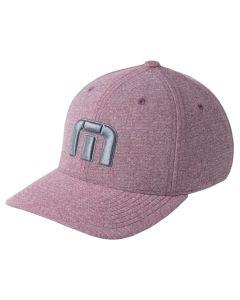 Golf Headwear Travismathew Caipiroska Snapback Hat Bordeaux