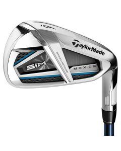 Golf Iron Taylormade Sim Max Os Angle