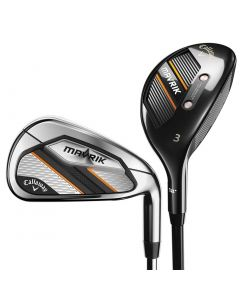 Golf Irons Callaway Mavrik Combo Irons Hero