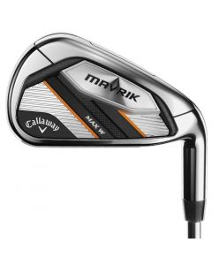 Golf Irons Womens Callaway Mavrik Max Irons Back