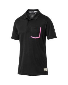 Golf Polo Puma Faraday Polo Black