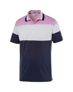 Golf Polo Puma Nineties Polo Pale Pink