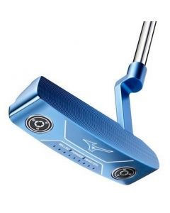 Golf Putter Mizuno M Craft Type Ii Blue Ion Putter Hero