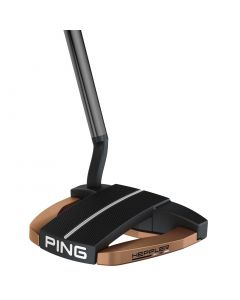 Golf Putter Ping Heppler Floki Putter Back