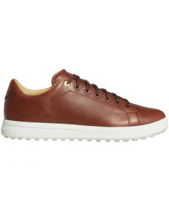 Golf Shoes Adidas Adipure Sp 2 0 Golf Shoes Brown Gold Profile
