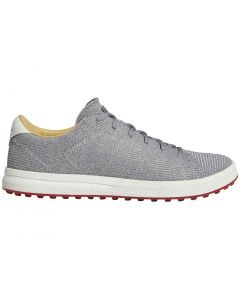 Golf Shoes Adidas Adipure Sp Knit Golf Shoes Grey Three Silver Profile_1