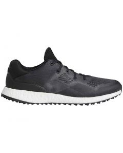 Golf Shoes Adidas Crossknit Dpr Golf Shoes Black White Profile