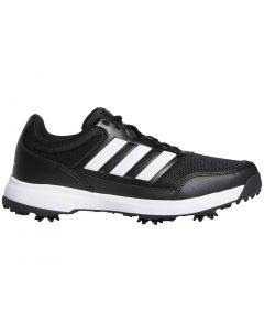 Golf Shoes Adidas Tech Response 2 0 Golf Shoes Black White Profile