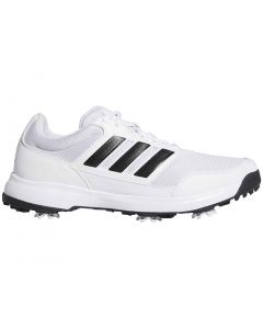 Golf Shoes Adidas Tech Response 2 0 Golf Shoes White Black Profile
