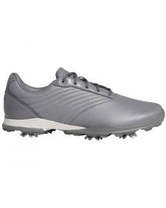 Golf Shoes Adidas Womens Adipure Dc2 Golf Shoes Grey Pink Profile
