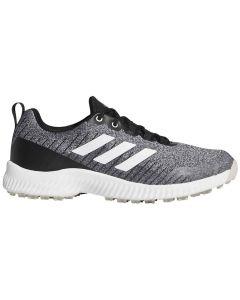 Golf Shoes Adidas Womens Response Bounce Sl Golf Shoes Black White Profile