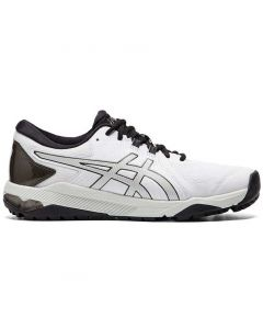 Golf Shoes Asics Gel Course Glide Golf Shoes White Polar Shade Side