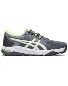 Golf Shoes Asics Womens Gel Course Glide Golf Shoes Metropolis White Side