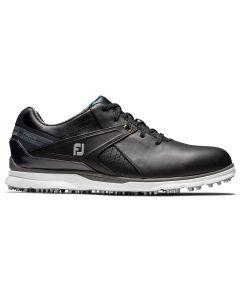 Golf Shoes Footjoy Pro Sl Carbon Golf Shoes Black Side