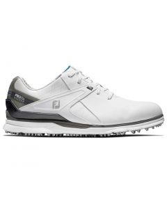 Golf Shoes Footjoy Pro Sl Carbon Golf Shoes White Side