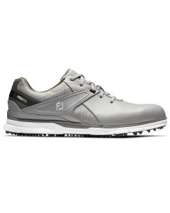Golf Shoes Footjoy Pro Sl Golf Shoes Grey Black Side