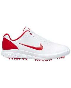 Golf Shoes Nike Infinity G Golf Shoes White University Red Side