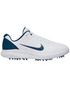 Golf Shoes Nike Infinity G Golf Shoes White Valerian Blue Side