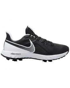 Golf Shoes Nike React Infinity Pro Golf Shoes Black White Side