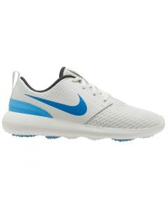 Golf Shoes Nike Roshe G Golf Shoes Summit White University Blue Side