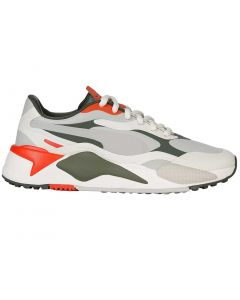 Golf Shoes Puma Rs G Vaporous Grey Thyme Profile