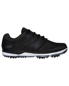 Golf Shoes Skechers Go Golf Pro V 4 Honors Golf Shoes Black Profile