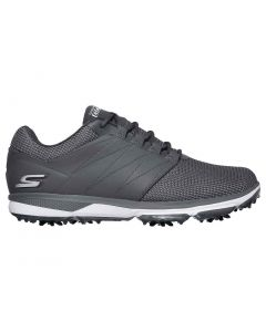 Golf Shoes Skechers Go Golf Pro V 4 Honors Golf Shoes Charcoal Profile
