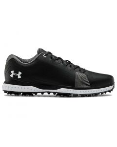 Golf Shoes Under Armour Fade Rst 3 Golf Shoes Black Profile