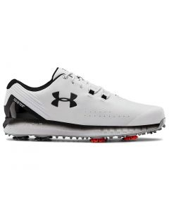 Golf Shoes Under Armour Hovr Drive Gore Tex Golf Shoes White Profile